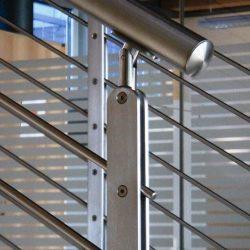 स्टेनलेस स्टील रेलिंग विक्रेता, नासिक Choudhary Steel Industries (10)