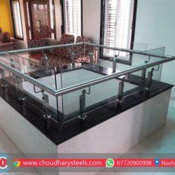 स्टेनलेस स्टील रेलिंग विक्रेता, नासिक Choudhary Steel Industries (39)