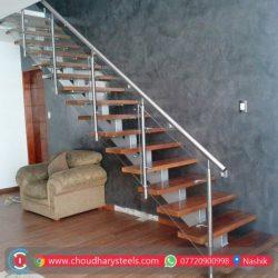 स्टेनलेस स्टील रेलिंग विक्रेता, नासिक Choudhary Steel Industries (55)