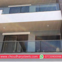 स्टेनलेस स्टील रेलिंग विक्रेता, नासिक Choudhary Steel Industries (71)