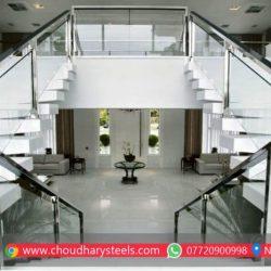 स्टेनलेस स्टील रेलिंग विक्रेता, नासिक Choudhary Steel Industries (79)