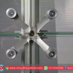 स्टेनलेस स्टील रेलिंग विक्रेता, नासिक Choudhary Steel Industries (88)