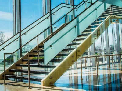 Best Steel Glass Railing Nashik