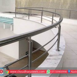 Choudhary Steels Nashik Stainless Steel & Glass Railings (9)