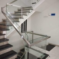 Modern Stainless Steel Glass Railing Nashik (105)