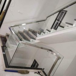 Modern Stainless Steel Glass Railing Nashik (106)