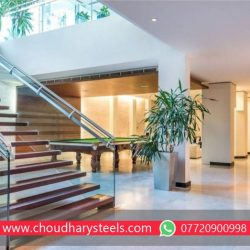 Modern Stainless Steel Glass Railing Nashik (2)