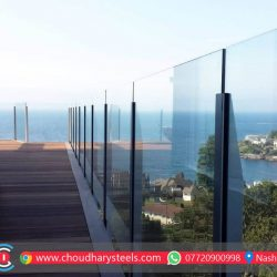Modern Stainless Steel Glass Railing Nashik (20)