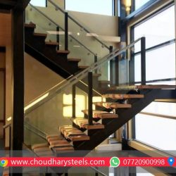 Modern Stainless Steel Glass Railing Nashik (47)