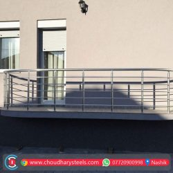 Modern Stainless Steel Glass Railing Nashik (51)