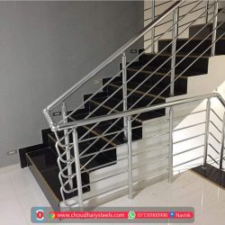 Modern Stainless Steel Glass Railing Nashik (55)