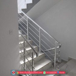 Modern Stainless Steel Glass Railing Nashik (61)