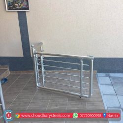 Modern Stainless Steel Glass Railing Nashik (63)