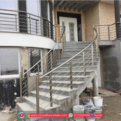 Modern Stainless Steel Glass Railing Nashik (67)