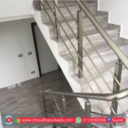 Modern Stainless Steel Glass Railing Nashik (78)