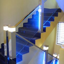 Modern Stainless Steel Glass Railing Nashik (82)
