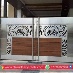 Modern Stainless Steel Glass Railing Nashik (83)
