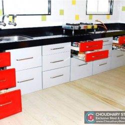 Modular Kitchen Choudhary Steel Nashik (7)
